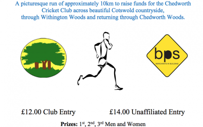 The Chedworth Midsummer Run-Out
